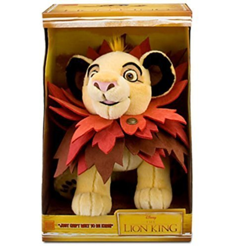 Disney Exclusive The Lion King SIMBA Plush