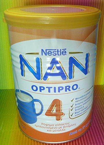 Nestle Milk Nan 4 From second year 1 Tin X 400g
