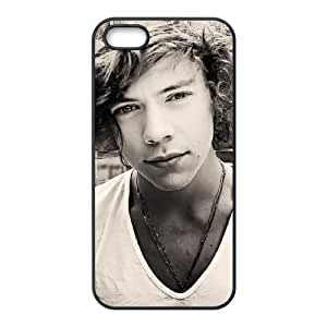 J-LV-F Diy Harry Styles Selling Hard Back Case for Iphone 5 5g 5s