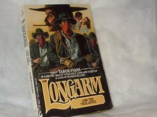 book cover of Longarm and the Vigilantes