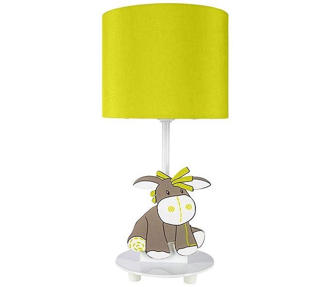 Eglo 78917 - LED Lámpara de mesa infantil DIEGO 1xG4/1,8W/230V/12V ...