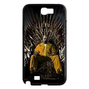 ANCASE Diy Phone Case Breaking bad Pattern Hard Case For Samsung Galaxy Note 2 N7100