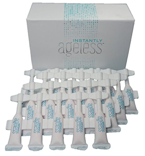 - Jeunesse Global Instantly Ageless Facelift In A Box, 1 Box Of 25 Vials