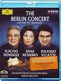 The Berlin Concert: Domingo/Netrebko/Villazón Live from the Waldbühne [Blu-ray]