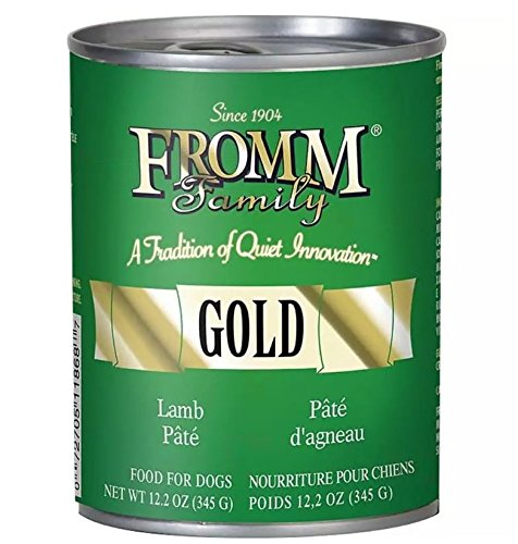 Premium Gold Lamb Pate Canned Dog Food