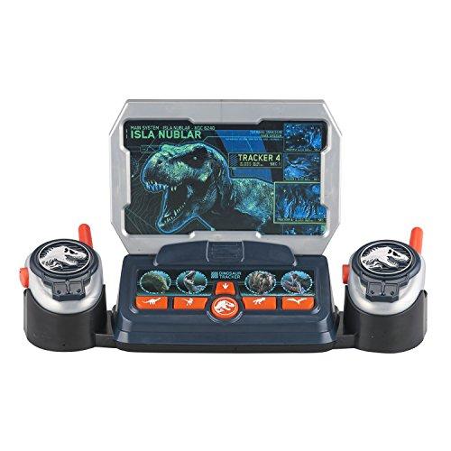 eKids Jurassic World 2 Command Center with Kid Friendly Walkie Talkies and Speech & Sound Effects (Best Radio Sound Effects)