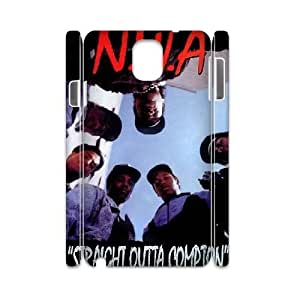 LTTcase Custom Straight Outta Compton Durable 3D Case for samsung galaxy note3 n9000