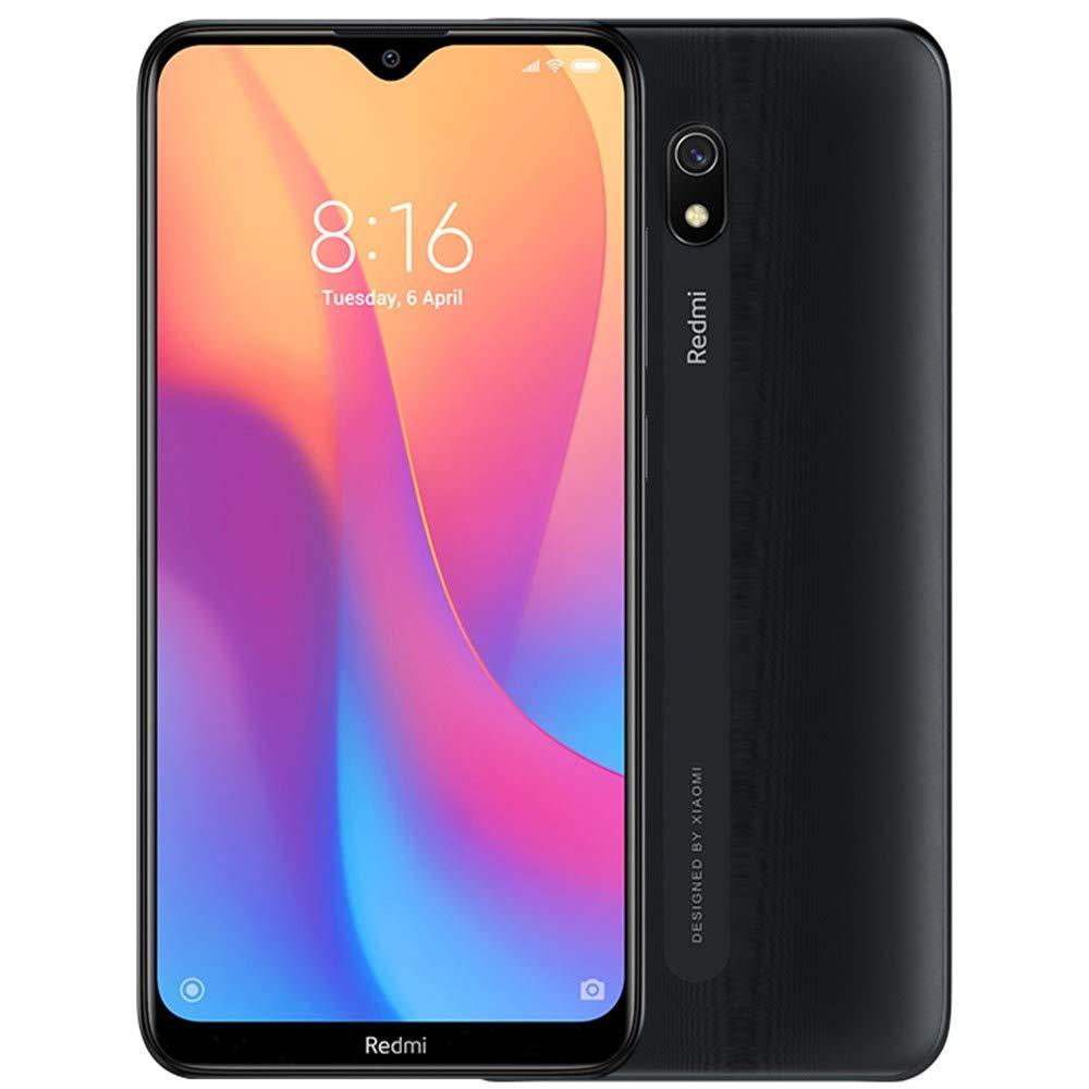 xiaomi-redmi-8a-32gb-2gb-ram-622-hd-display-snapdragon-439-5000mah-battery-dual-sim-gsm-unlocked-us-global-4g-lte-international-version-midnight-black-32-gb