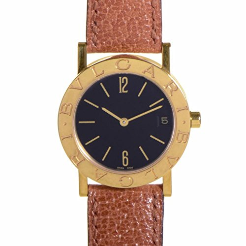 Bvlgari Not Available quartz womens Watch BB30GLD (Certified Pre-owned)