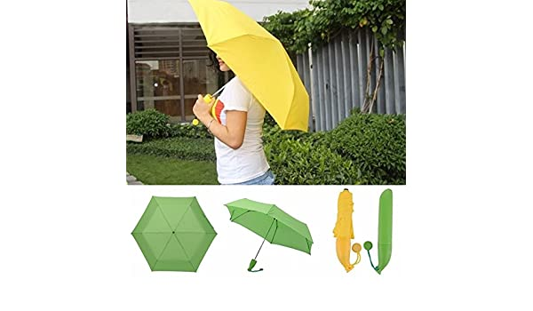 Amazon.com : HDTstore Novelty Banana Paraguas Rain and Parasol Cute Umbrella For Moschino Women Kids Gifts Protection Windproof Folding Umbrellas : Sports & ...
