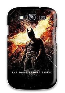 XiFu*MeiPerfect Fit WhXNpkJ24201UIKTM The Dark Knight Rises 41 Case For Galaxy - S3XiFu*Mei