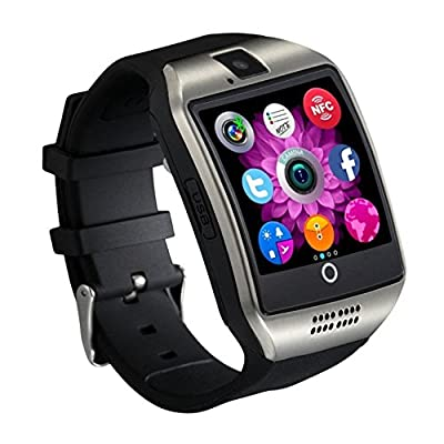 Bluetooth Smart Watch Touchscreen with Camera,