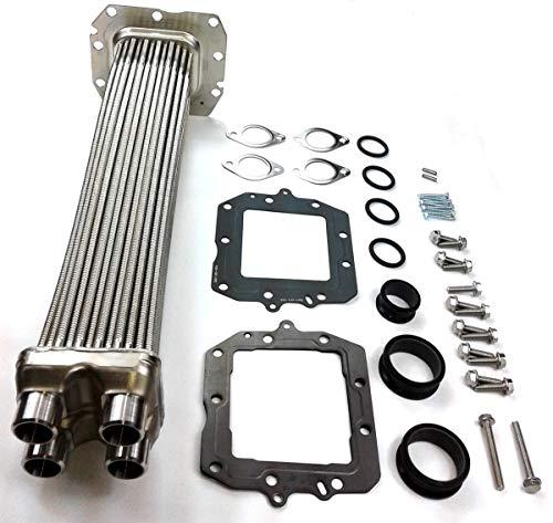 TamerX 2513445C91 EGR Cooler Kit for 2010-2013 International/Navistar MaxxForce 13