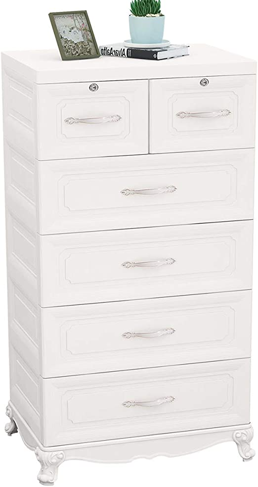 5 Drawer Chest Of Drawers Wood Dresser Storage Bedroom Office Us Dressers Chests Of Drawers Home Garden