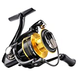 SeaKnight Treant Spinning Fishing Reel 5.2:1 10+1 Ball Bearings Carbon Fiber Drag System Max Drag 8-12KG Fishing Reel