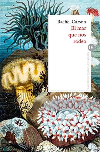 El mar que nos rodea (Drakontos) por Rachel Carson,Rubén Landa