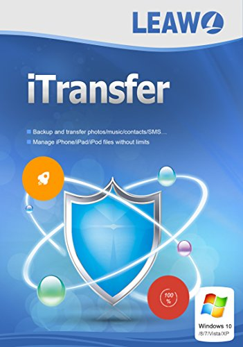 iOS Transfer for Windows, iPod/iPad/iPhone Transfer, Transfer Photos, Music, Contacts, Text Messages, Camera Roll, etc Files Among iPhone/iPad/iPod, iTunes and PCs, Best Alternatives to iTunes(1 Year)