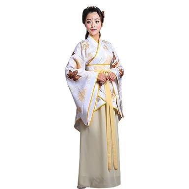 DAZISEN Mujeres Hanfu - Ropa Tradicional de Estilo Chino ...
