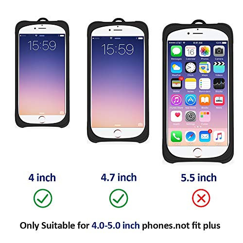 sports shoes 5cf68 7ae33 ARMRA Shockproof Cell Phone Lanyard Neck Strap Case Universal Smartphone  Cover for iPhone X 8 7 6 6S 5 SE Samsung Galaxy
