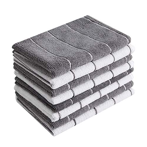 Microfiber Kitchen Towels - Super Absorbent
