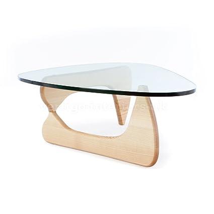 Amazoncom Noguchi Inspired Coffee Lounge Table Natural - Noguchi inspired coffee table