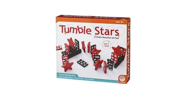 Mindware Tumble stars childrens Physics game