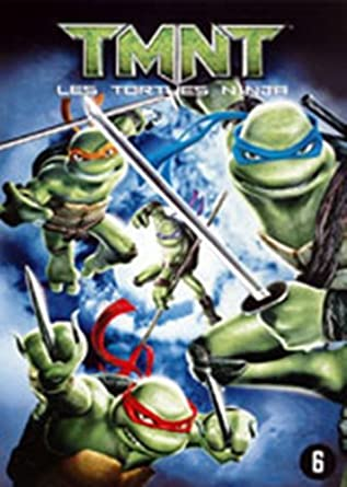 Amazon.com: Tmvt: Les Tortues Ninja: Movies & TV