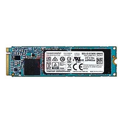 Toshiba XG3 Single Sided 80mm (2280) M.2 PCI Express 3.0 x4 (PCIe Gen3 x4) OEM NVMe Client SSD (512GB) by Toshiba