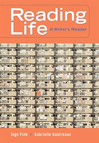 Reading Life: A Writer's Reader (with InfoTrac)