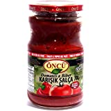 Oncu Mixed Tomato Pepper Hot&mild Pasta 700gr