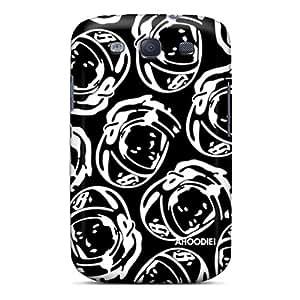 JasonPelletier Samsung Galaxy S3 Protector Hard Phone Case Allow Personal Design HD Billionaire Boys Club Pictures [AKz3470rbSK]