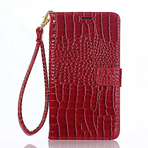 DDLBiz Luxury Leather Crocodile Samsung