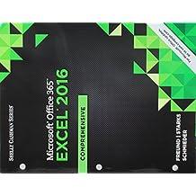 Bundle Shelly Cashman Series Microsoft Office 365 Excel 2016 Comprehensive Loose Leaf Version