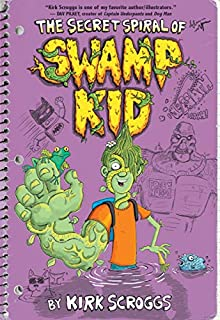Book Cover: The Secret Spiral of Swamp Kid