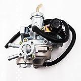QKPARTS 100% NEW Motorcycle Carburetor Carb For Honda ATV 3-Wheeler ATC70 ATC 70 1978-1985