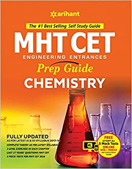 Buy MHT CET Chemistry Prep Guide Book Online at Low Prices in India