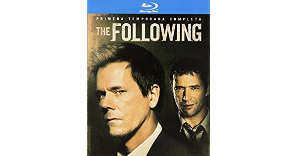 Amazon.com: The Following - Temporada 1 [Blu-ray]: Cine y TV