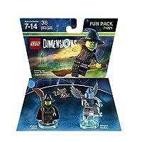 Wicked Witch - The Wizard of Oz - Paquete de diversión - Dimensiones de Lego