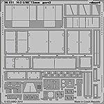 Eduard 1:35 M-3 GMC 75mm for Dragon Kit - PE Detail Set #36121 from Eduard