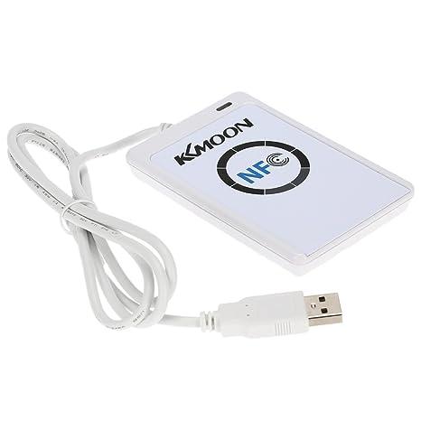 docooler NFC ACR122U RFID inteligentes sin contacto Lector y ...