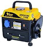 Vigor G-900 2T Generatore in Alluminio, 650 W