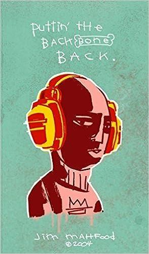 Book Puttin The Backbone Back by Jim Mahfood (2004-10-12)