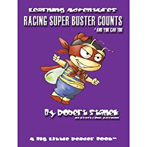 Racing Super Buster Counts (And You Can Too) Audiobook