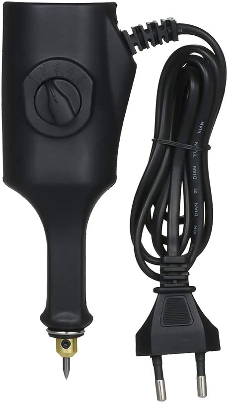Grabador eléctrico,Baugger- Grabado Tallado Pluma Plotter Máquina para Metales Joyería Cerámica Plásticos Madera 5 Velocidad Mini Rotulador eléctrico: Amazon.es ...