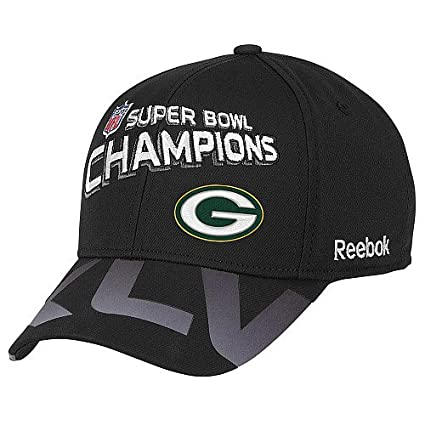 Image Unavailable. Image not available for. Color  Reebok Green Bay Packers  Super Bowl XLV Champions Trophy Collection Hat ... 115d14f14