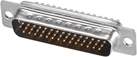 3 Pcs DSUB 25 and 9 position Bracket Cover Plates PC Case Expansion Slot ISA
