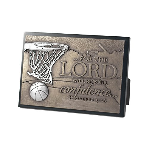 Lighthouse Christian Products Basketball Rectangle