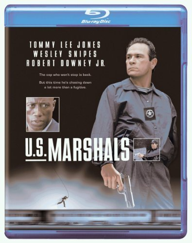 U.S. Marshals [Blu-ray] by Warner Home Video by Stuart Baird