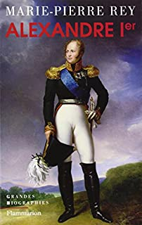 Alexandre 1er, Rey, Marie-Pierre