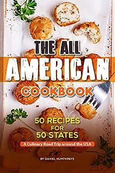 All American Cookbook Recipes Culinary ebook